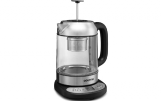 Gourmia GDK290 Electric Glass Tea Kettle 2-minGourmia GDK290 Electric Glass Tea Kettle