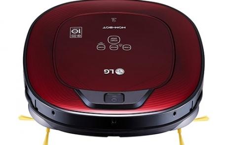 LG Hom-Bot Square Robotic Vacuum