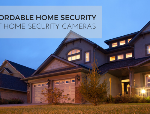 Affordable Home Security: Best Home Security Cameras