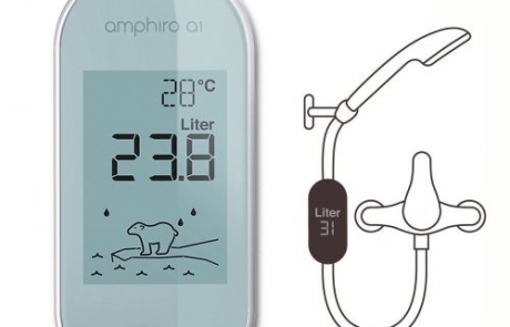 Amphiro A1 Self-Monitoring Water Meter Review | Home Tech Scoop