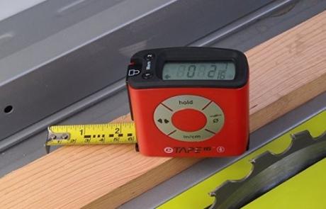 eTape16 Bluetooth Digital Tape Measure Review | Home Tech Scoop