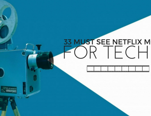 33 Must See Netflix Movies for Techies