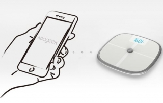 Koogeek Bluetooth & WiFi Smart Health Scale Review | Home Tech Scoop