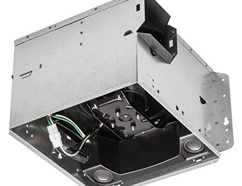 Broan SPK110 Sensonic Speaker Fan Review