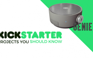 Genie | Kickstarter | Home Tech Scoop