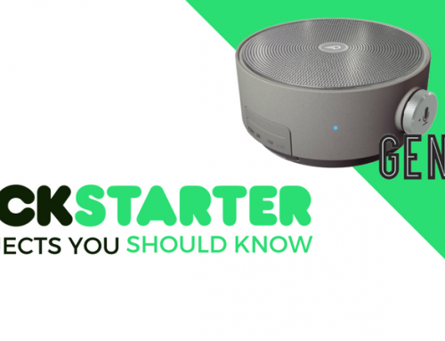Kickstarter Projects You Should Know: Genie