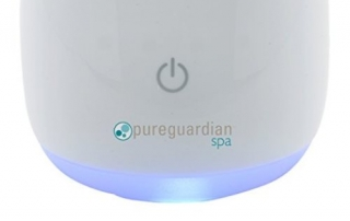 PureGuardian SPA210 Ultrasonic Aromatherapy Essential Oil Diffuser Review | Bathroom Technology