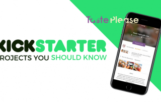TastePlease | Kickstarter | Home Tech Scoop