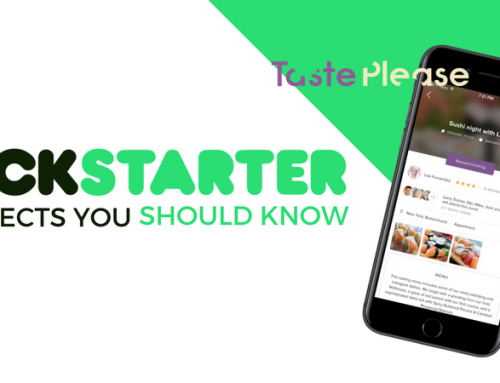 Kickstarter Projects You Should Know: TastePlease