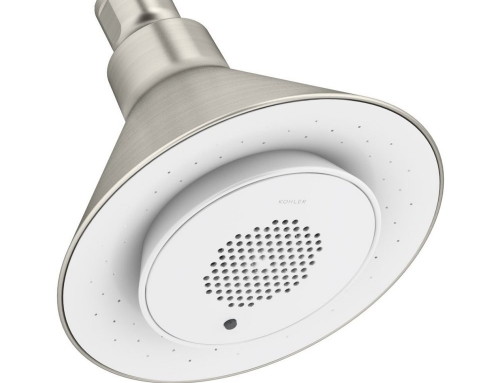 Kohler Moxie Single-Function Showerhead with Wireless Speaker Review