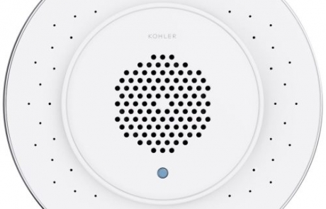 Kohler Moxie Single-Function Showerhead with Wireless Speaker Review | Bathroom Tech