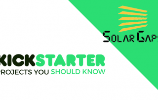 SolarGaps on Kickstarter | Home Tech Scoop