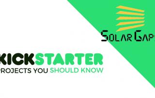 SolarGaps on Kickstarter | Home Tech Scoop