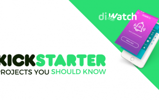 diWatch on Kickstarter | Home Tech Scoop