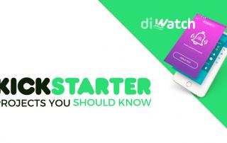 diWatch on Kickstarter | Home Tech Scoop