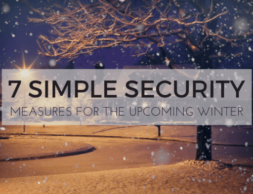 7 Simple Security Measures for the Upcoming Winter