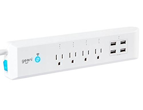 Geeni Surge 4 USB Smart Power Strip Review
