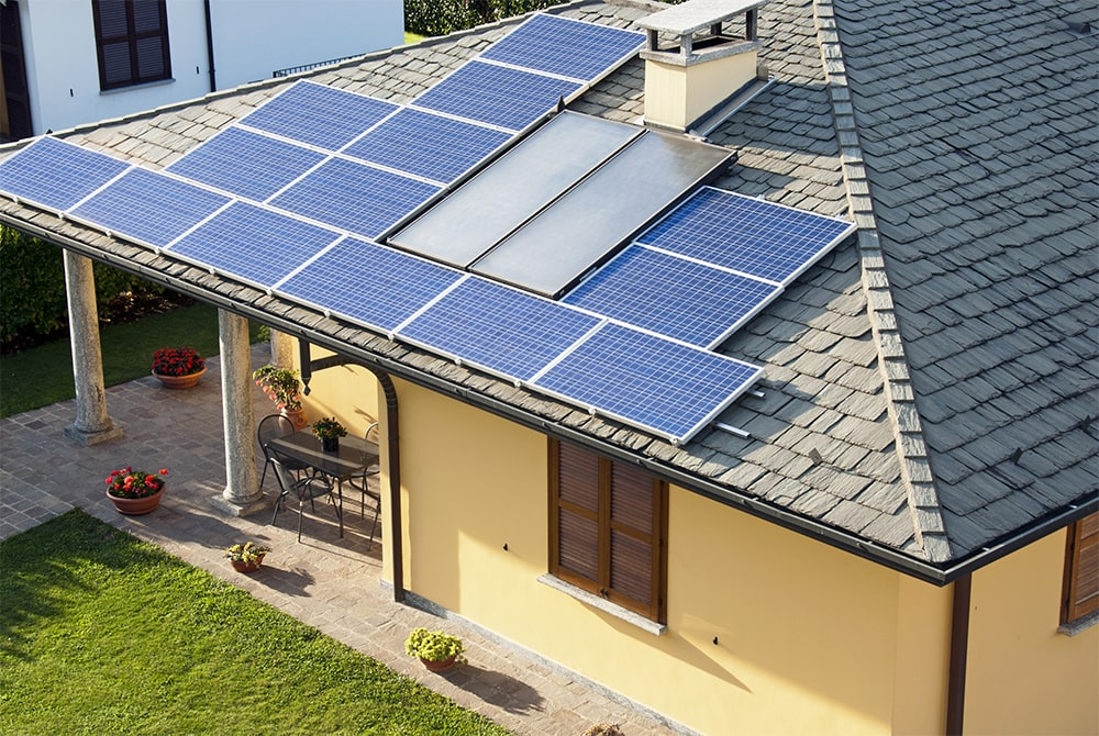 Adding Solar to your home